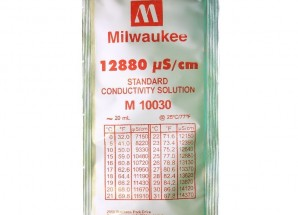 12880 µS/см Conductivity Calibration Solution (box of 25x20 мл sachet) Milwaukee